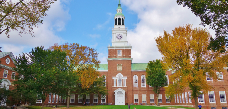 Dartmouth-college-campus