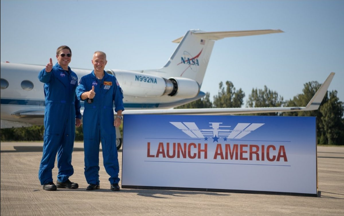NASA LaunchAmerica