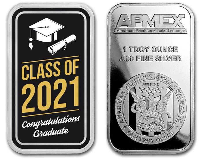 Graduation Gift, Pure Silver